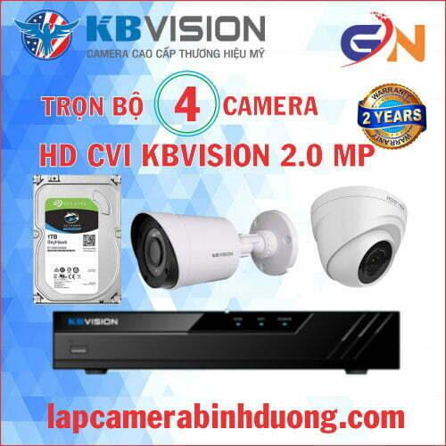 tron bo 4 camera analog kbvision